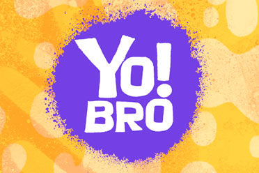 Yo! Bro Cartoon