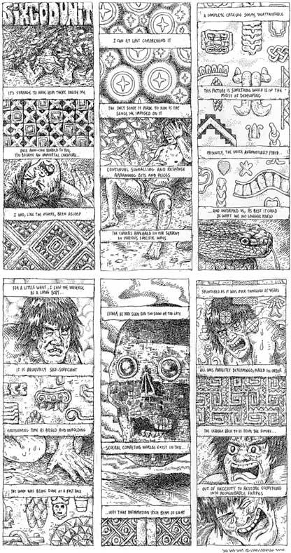 Comics 2000's