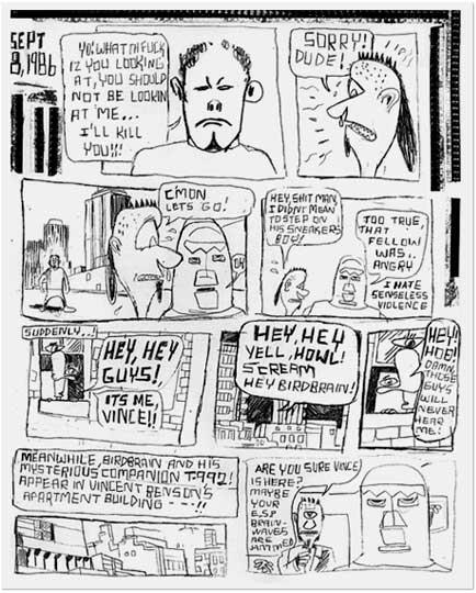 Capuozzo Comics 1980's