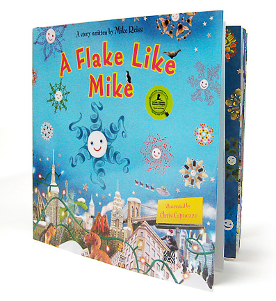 A Flake Like Mike -The Book