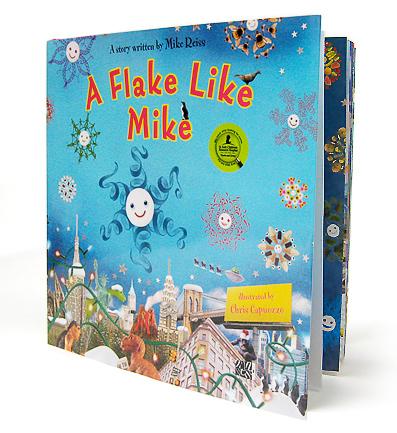 A Flake Like Mike -The Book