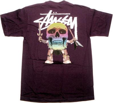 Stüssy Street Wear