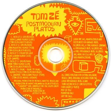 Tom Zé Postmodern Platos