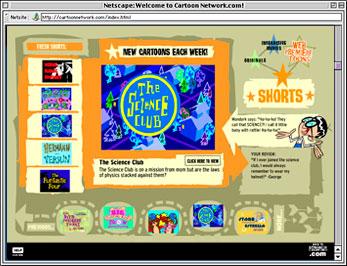 Cartoon Network Website